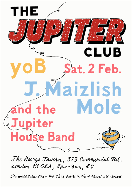 The Jupiter Club - 2 February 2013