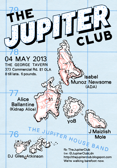 The Jupiter Club - 4 May 2013