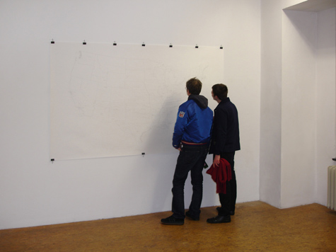 The Promised Land (2006) - installation view
