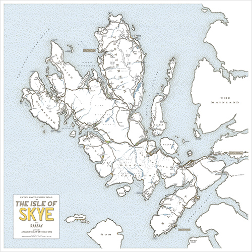 Every Road in the Isle of Skye (2013)