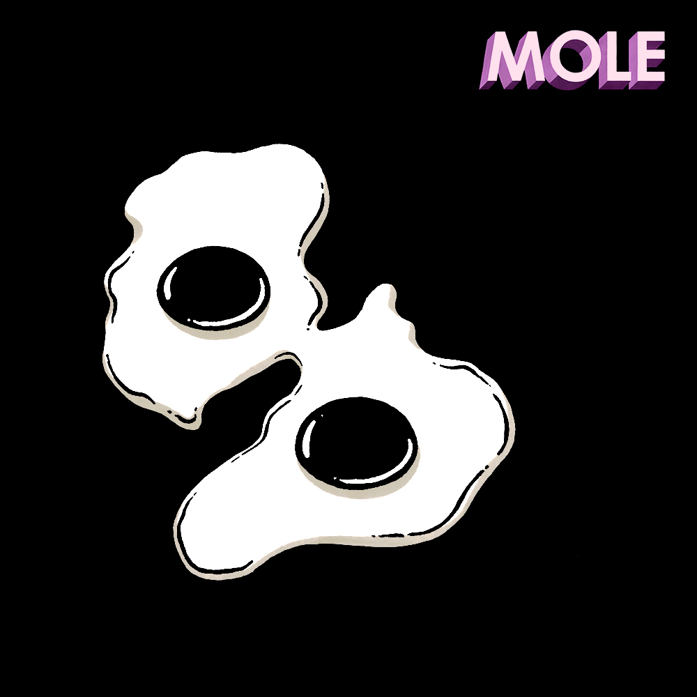MOLE / Black Eggs EP